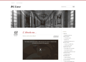 bg-luxe.com