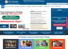 bhaddalinstitutes.ac.in