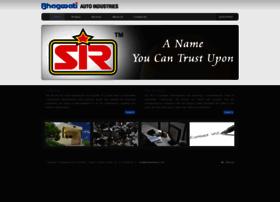 bhagwatiauto.com