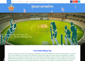 bhaijicricketbettingtips.com