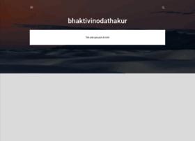 bhaktivinodathakur.blogspot.in