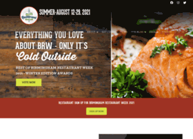 bhamrestaurantweek.com