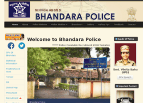 bhandarapolice.org