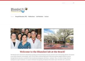 bhandarilab-csulb.weebly.com
