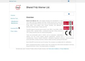 bharat-fritz-werner.industrialregister.in