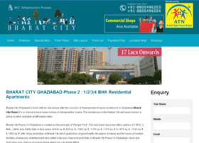 bharatcityghaziabad.com