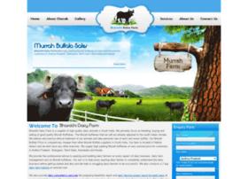 bharathidairyfarm.com