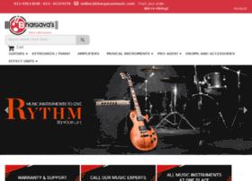bhargavasmusic.com