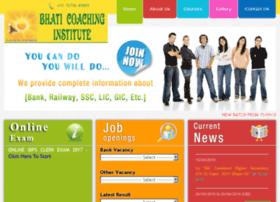 bhaticoaching.com