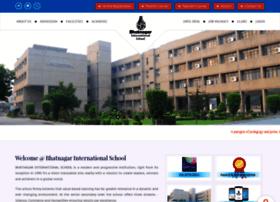 bhatnagarinternationalschool.in