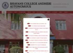 bhavans.ac.in