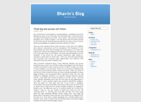 bhavintu.wordpress.com