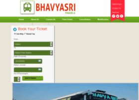 bhavyasritravels.com