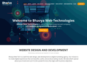 bhavyawebtechnologies.com