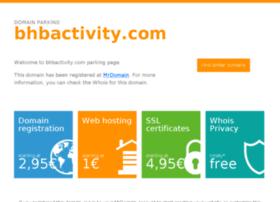 bhbactivity.com