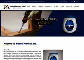 bhiwadipolymers.com