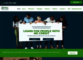 bhmfinancial.com