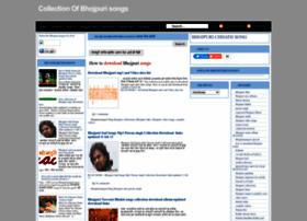 bhojpurisangeet.blogspot.in