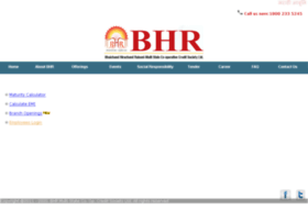 bhrmultistate.in