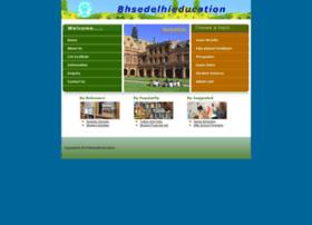 bhsedelhied.org