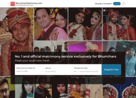 bhumiharmatrimony.com