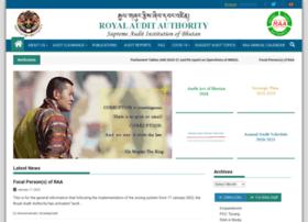 bhutanaudit.gov.bt