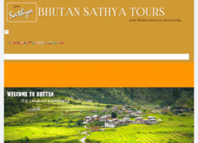 bhutansathyatours.com