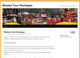 bhutantourpackages.com