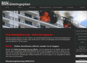 bhv-ontruimingsplan.nl