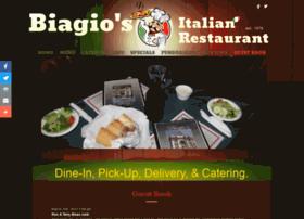biagiositalianrestaurant.com