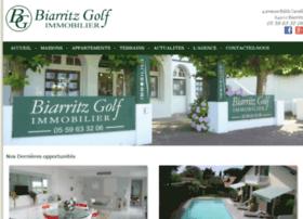 biarritz-golf-immobilier.com