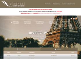 biarritz.aeroport.fr