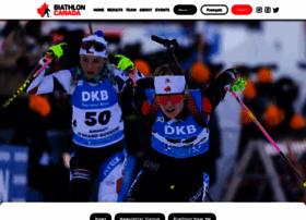 biathloncanada.ca