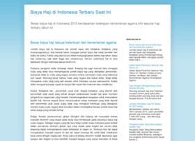 biaya-haji-di-indonesia.blogspot.com