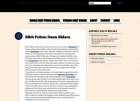 bibitpohondaunbidara.wordpress.com