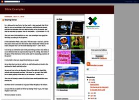 bible-examples.blogspot.com