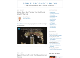 Bible-prophecy-today.blogspot.com