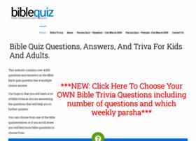 bible-quiz.co.il