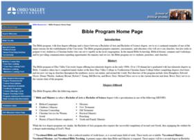 bible.ovu.edu