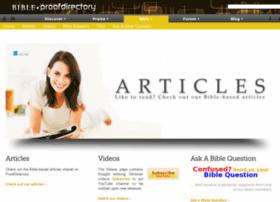 bible.proofdirectory.com