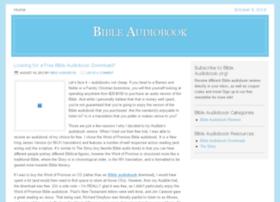 bibleaudiobook.org