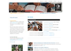 biblecambodia.org