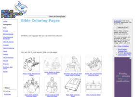biblecoloringpages.org