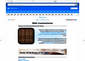 biblecommenter.com