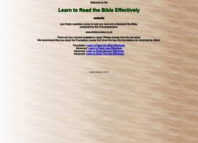biblecourses.co.uk