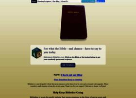 bibledice.com