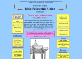 biblefellowshipunion.co.uk