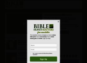 biblemoneymatters.com