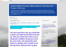 biblepromisefortoday.blogspot.com