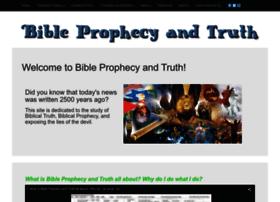 bibleprophecyandtruth.com